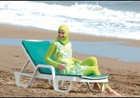 Swimwear for islamic women
