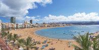 Playa de las Canteras-hellomyholiday