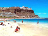 Playa de los Amadores-hellomyholiday