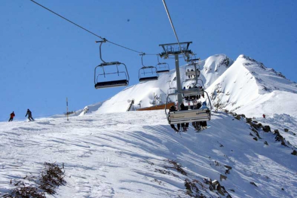 places to spend your ski holiday in Bulgaria
