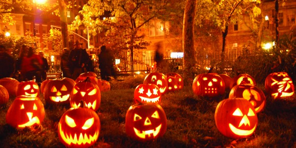 Halloween in Europe 2015