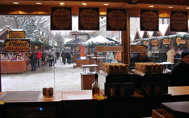 most beautiful Christmas markets in Europe
