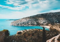 The green island Thassos