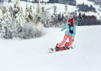 8 tips to be a good snowboard rider